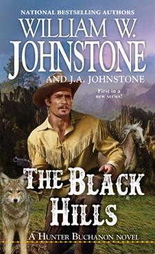 A Hunter Buchanon Western Books