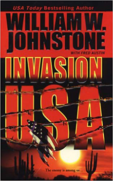 Invasion USA Book Series