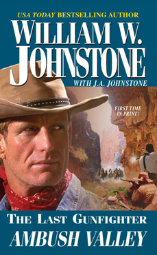 Last Gunfighter Book Series