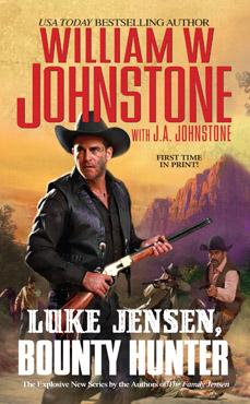 Luke Jensen Bounty Hunter Books