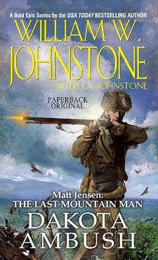 Matt Jensen Book Series