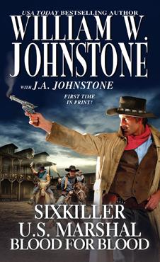 Sixkiller US Marshall Book Series