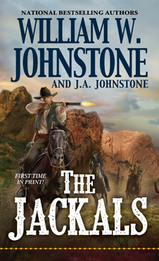 The Jackals Series (New Series)