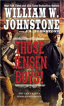 Those Jensen Boys Book Series