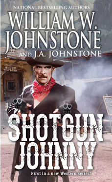 Shotgun Johnny Series - New Series