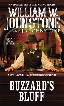 Ben Savage, Saloon Ranger Books